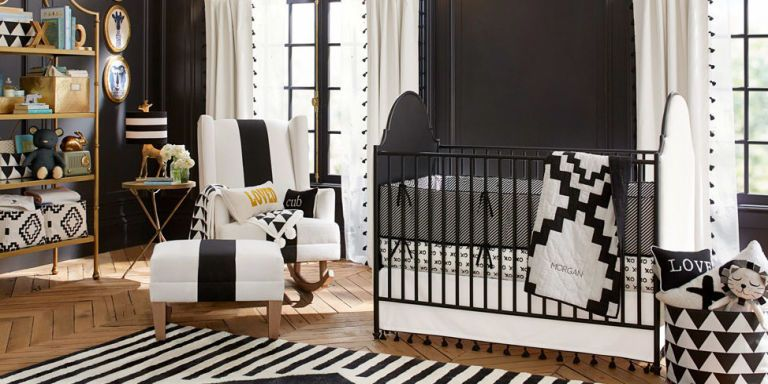 Best Nursery Decor Items Target And Pottery Barn Collaborations This Month