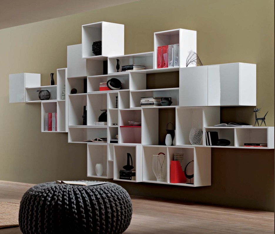 Best Decorate Rooms With Decorative Shelving Unit Homesfeed This Month