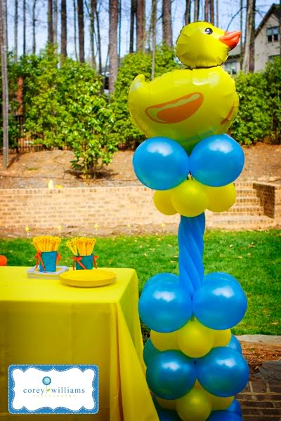 Best Little Inspirations Rubber Ducky Party This Month