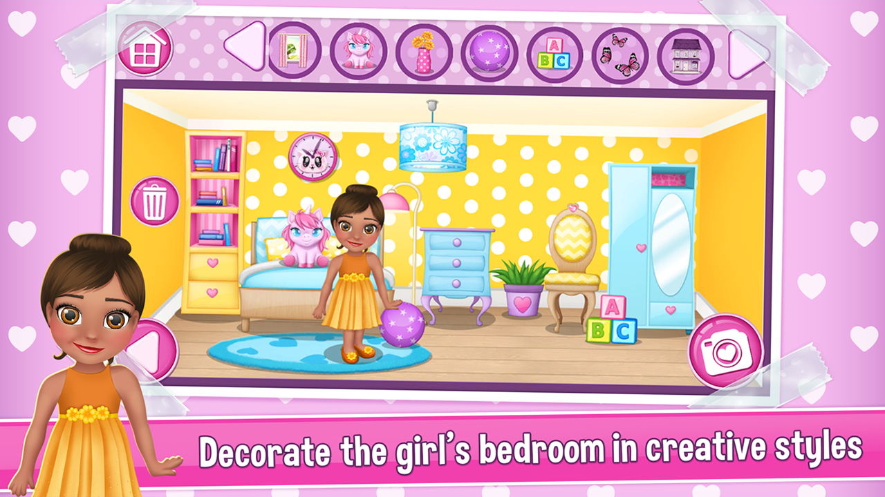 Best Doll House Decorating Games Android Apps On Google Play This Month