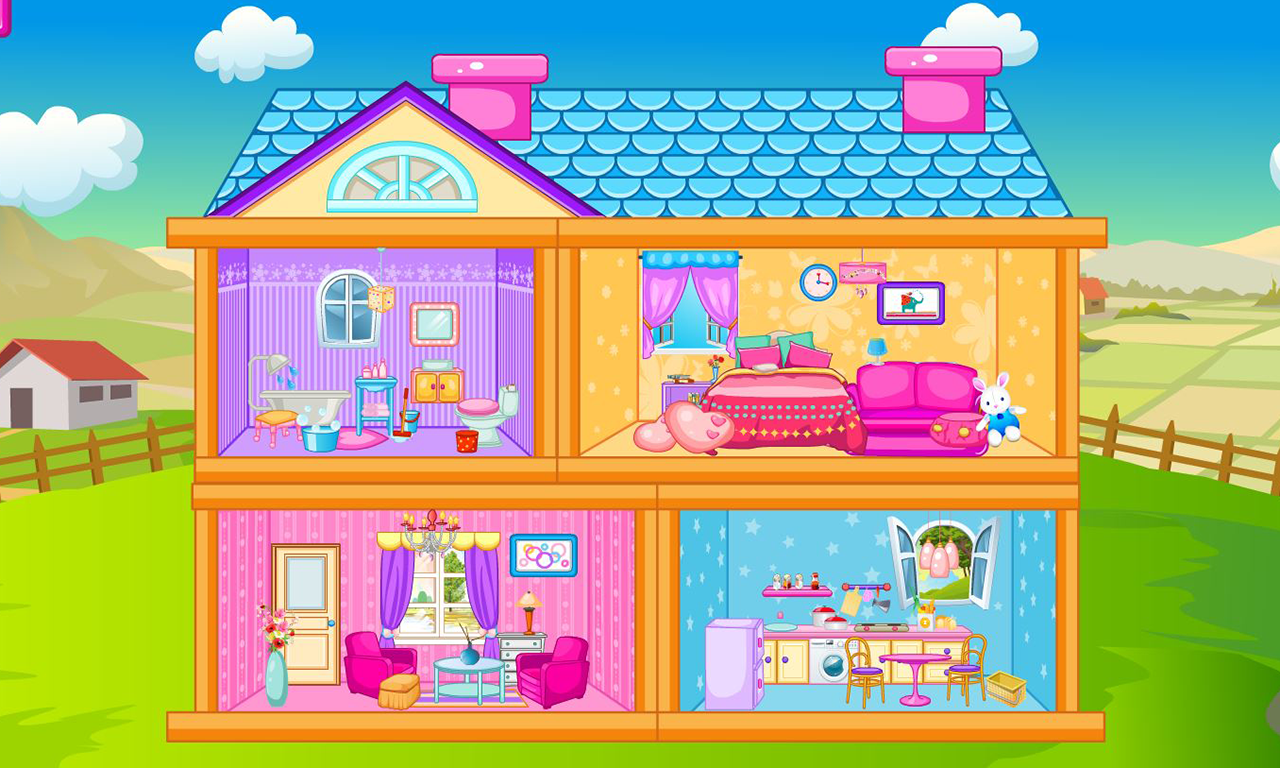 Best Doll House Decoration Android Apps On Google Play This Month