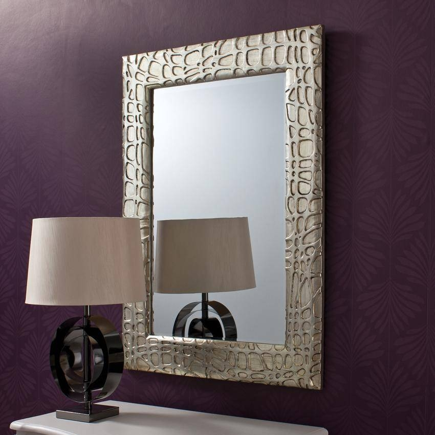 Best 15 Ideas Of Modern Contemporary Wall Mirrors This Month
