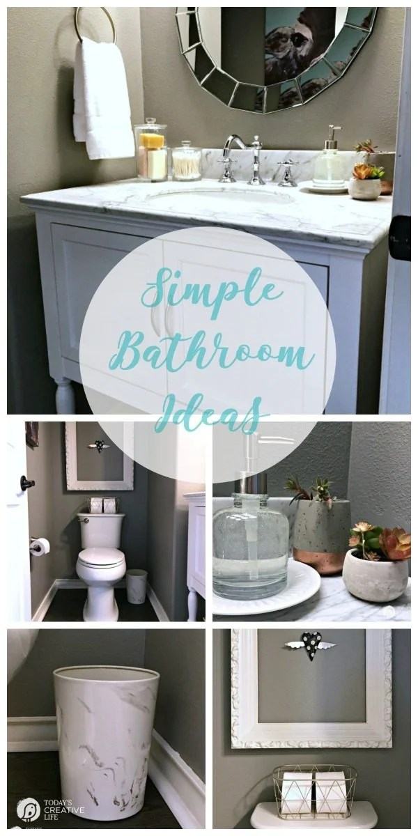 Best Bathroom Decorating Ideas Simple Accessories Today S This Month