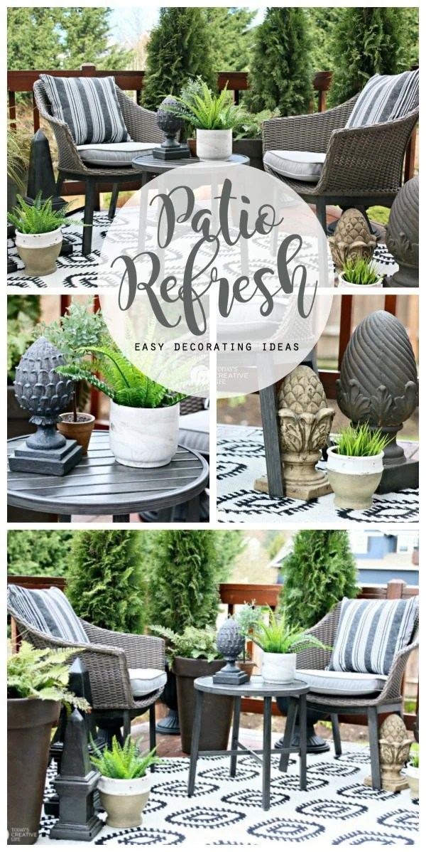 Best Easy Patio Decorating Ideas Today S Creative Life This Month