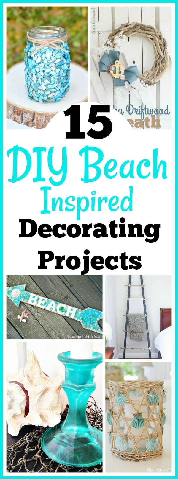 Best 15 Diy Beach Inspired Home Decor Projects This Month