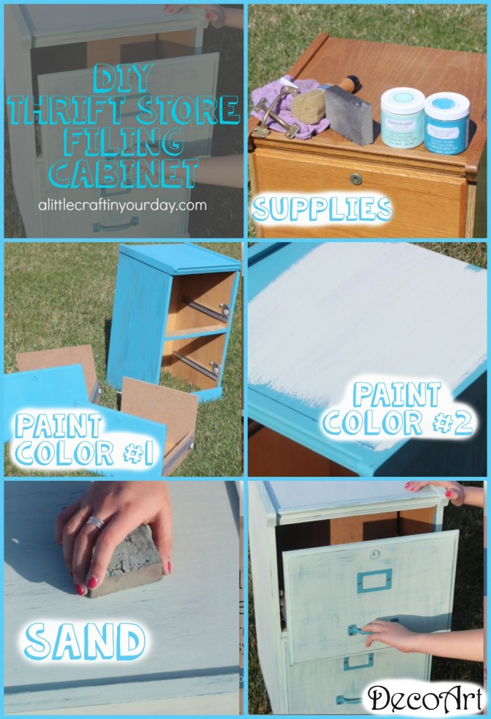 Best Diy Thrift Store Filing Cabinet T**N Room Decor A This Month