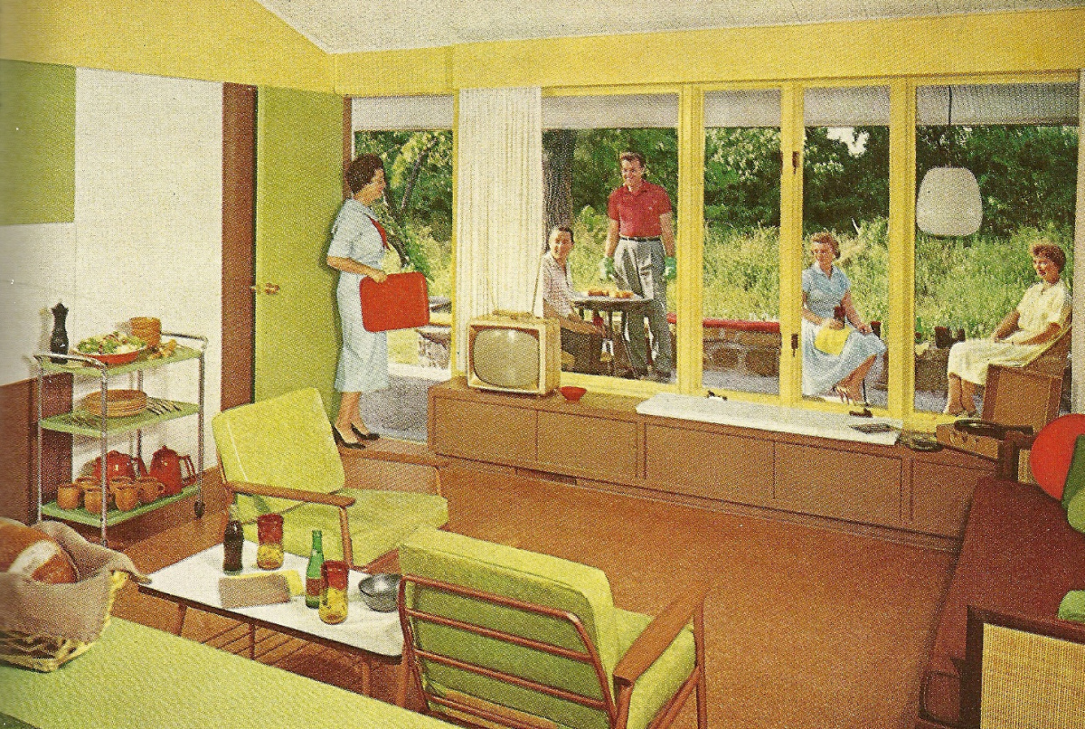 Best Homes Of The 1960'S Amo S Art Department This Month
