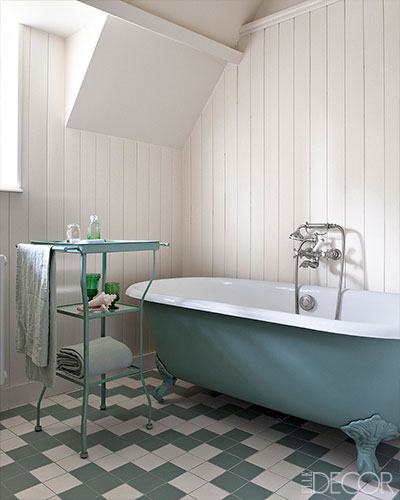 Best French Farmhouse In Normandy Elle Decor Magazine From This Month