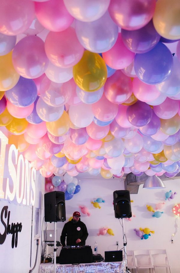 Best Awesome Balloon Decorations 2017 This Month