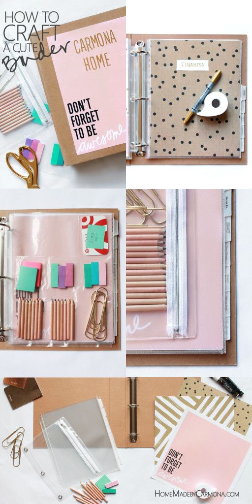 Best 25 Easy Diy Back To School Projects 2017 This Month
