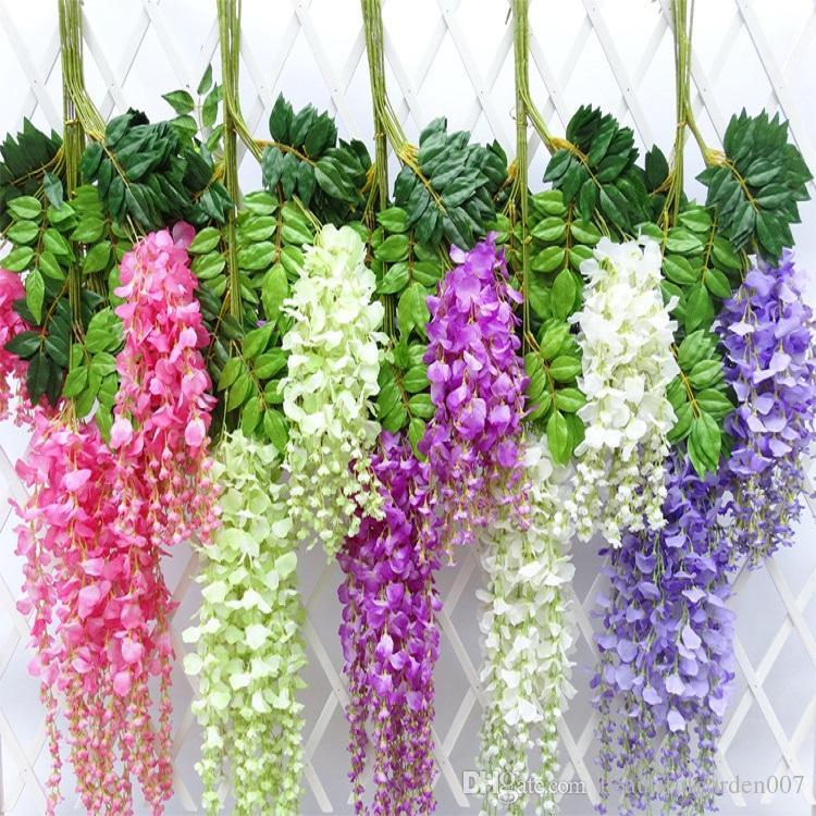 Best 2019 2017 Wholesale Multi Color Artificial Flowers Silk This Month