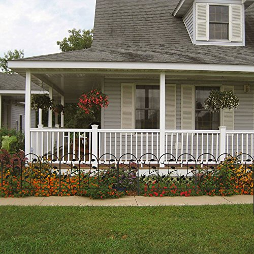 Best 18 Inch Garden Fence 7Ft Decorative Garden Fencing This Month