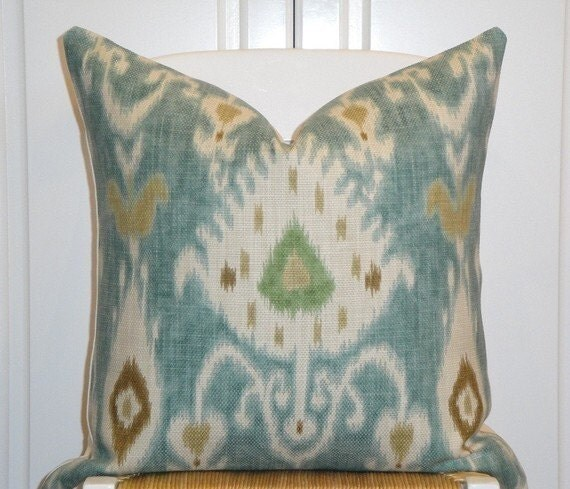 Best Decorative Pillow Cover 20 X 20 Inch By Turquoisetumbleweed This Month