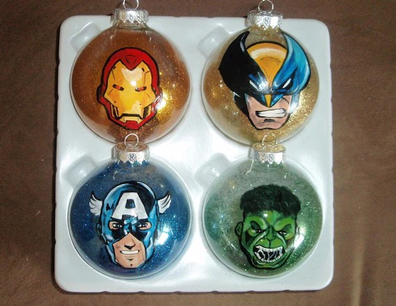 Best Marvel Comic Ornaments This Month