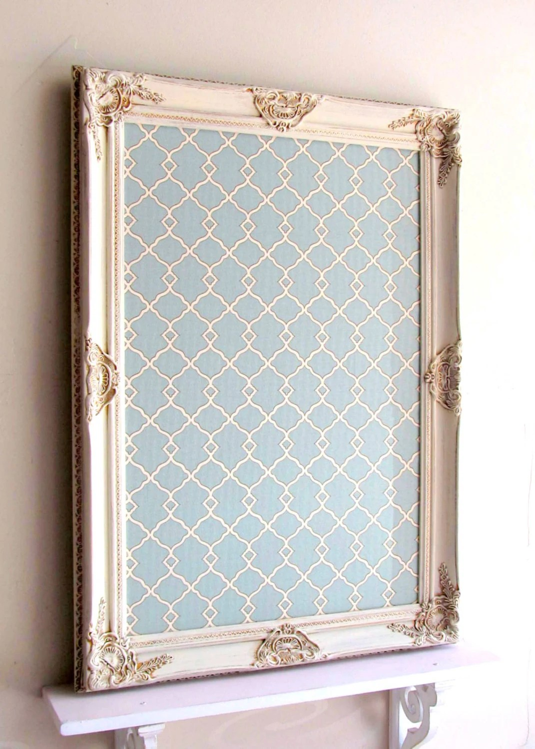 Best Items Similar To Decorative Magnet Board Framed Bulletin This Month