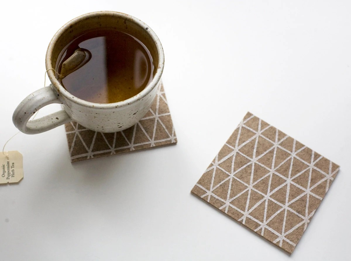 Best Decorative Coasters For Drinks Contemporary By This Month