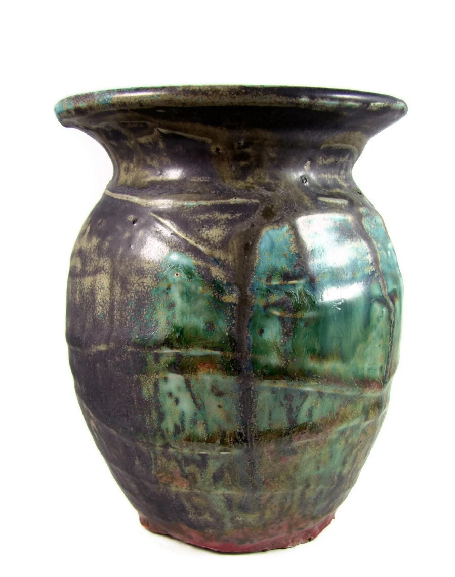 Best Ceramic Stoneware Vase Large Decorative Textured By This Month