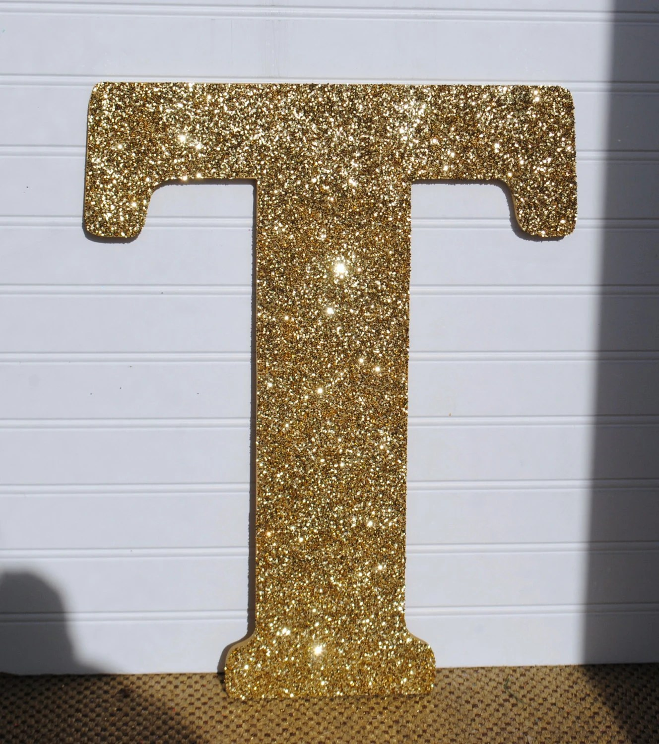 Best Decorative 18 Gold Glitter Wall Letters Girls Bedroom This Month