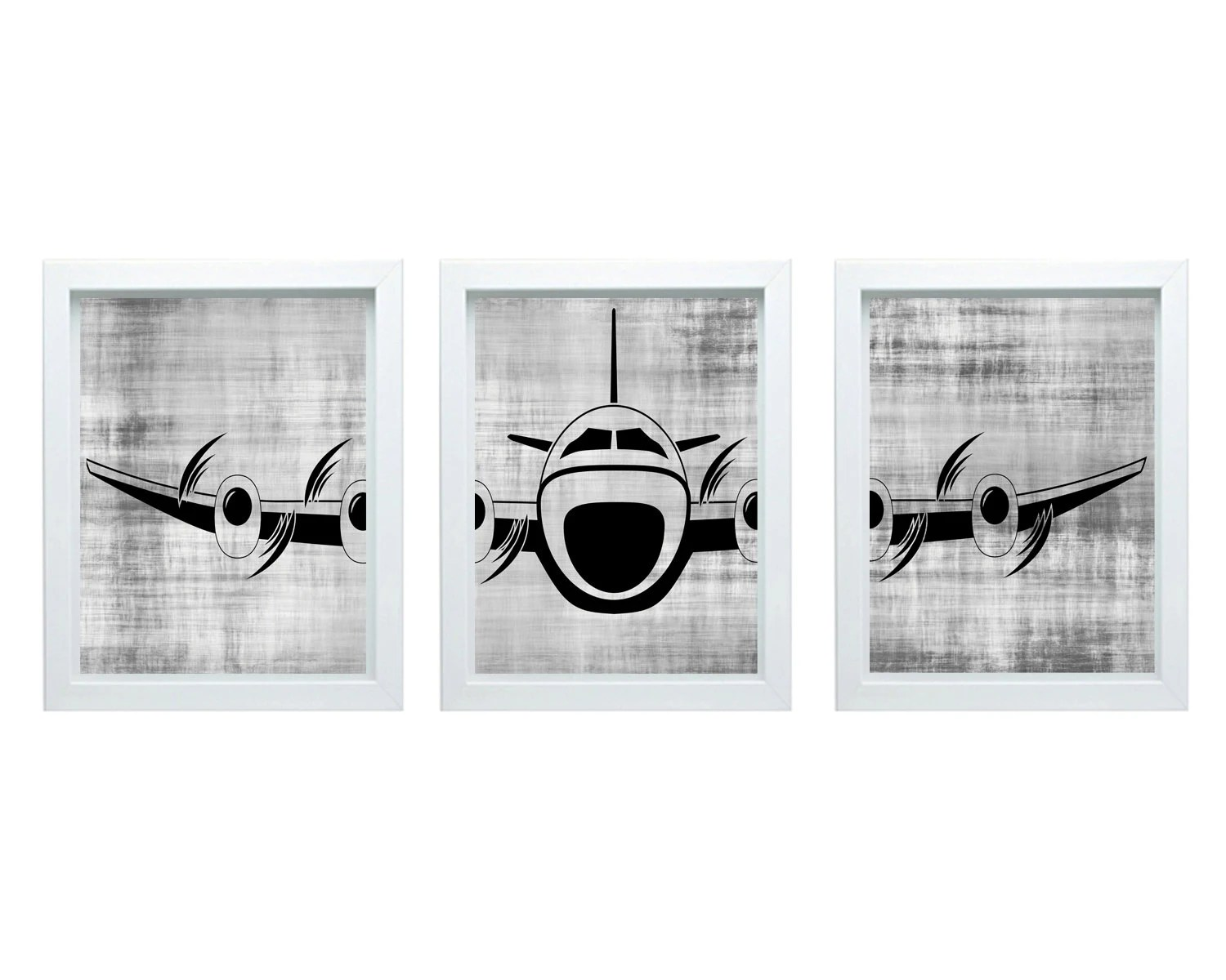 Best Airplane Wall Art Aviation Art Airplane Art Living Room Art This Month