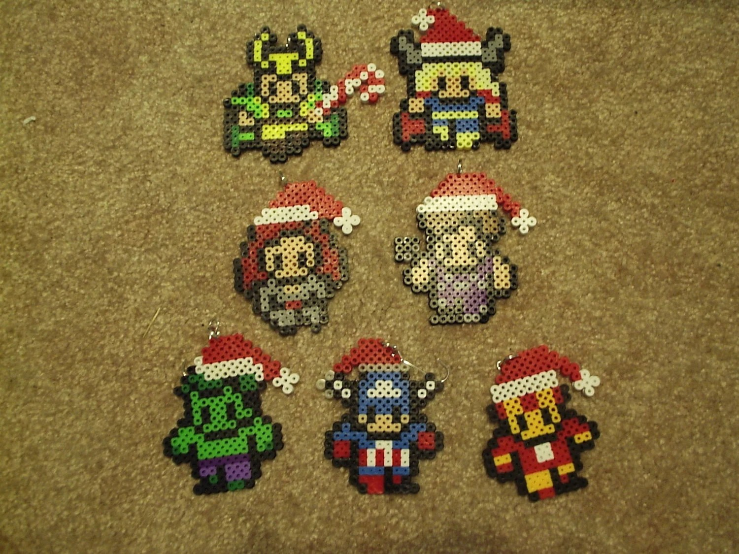 Best Avengers Christmas Ornaments This Month