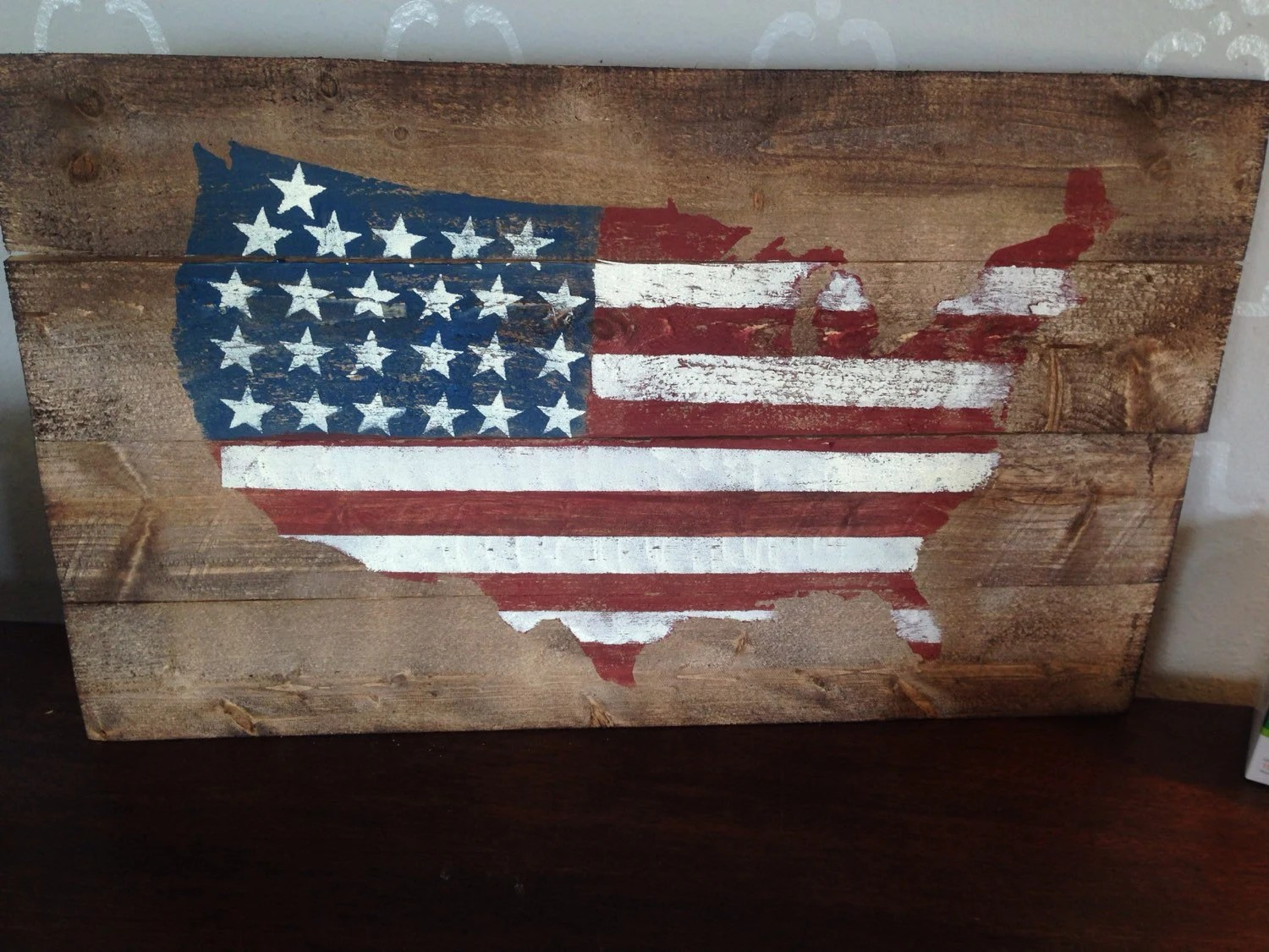Best American Flag Decor United States Decor Patriotic By Girlinair This Month