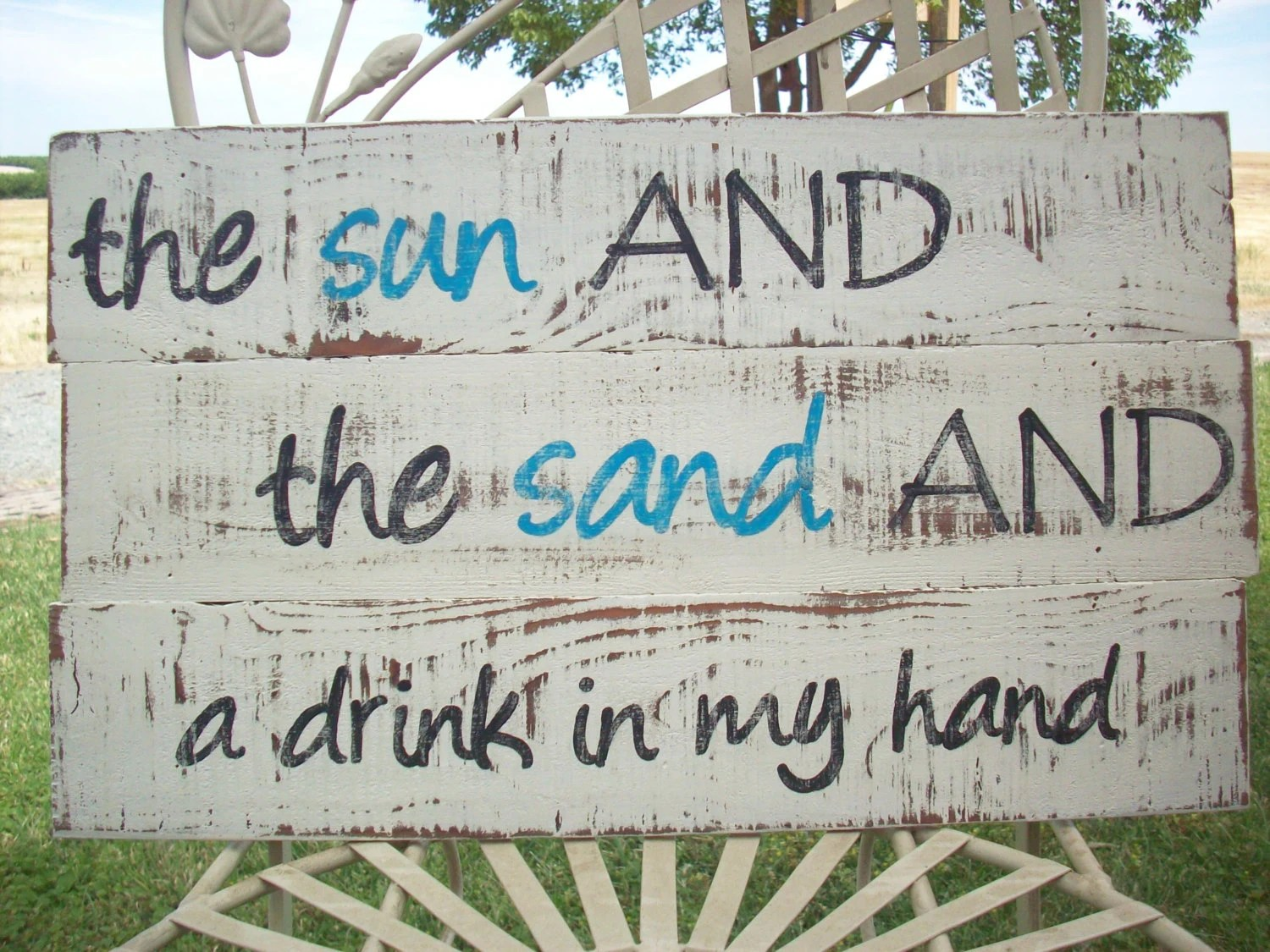 Best Beach Sign Rustic Wood Sign Beach House Decor Coastal This Month