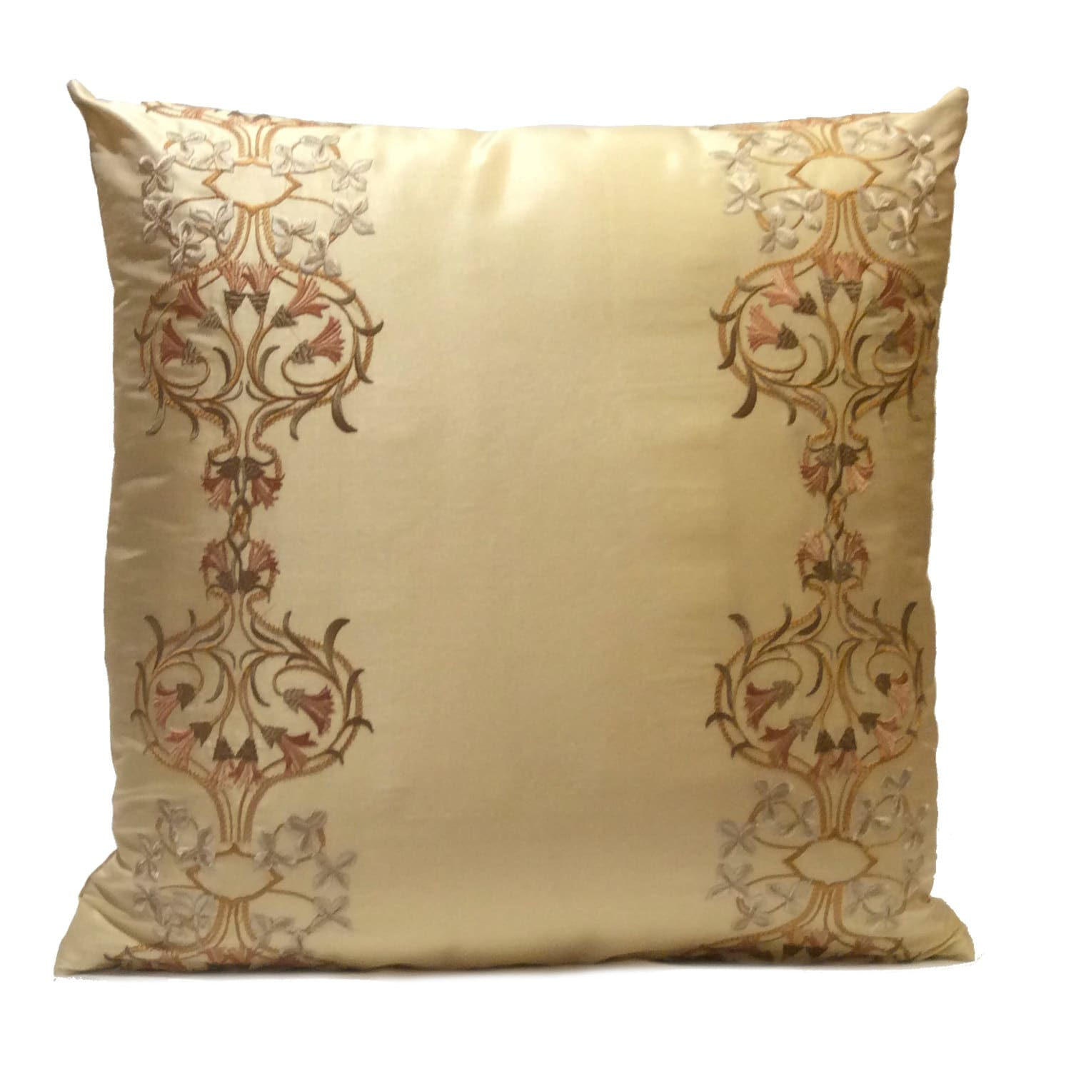 Best Beige Gold Pillow Throw Pillow Cover Decorative Pillow This Month