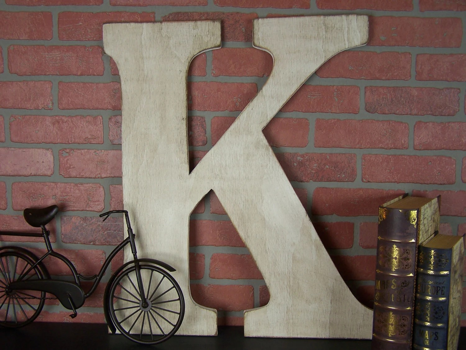 Best Large Letter Wall Decor Wedding Letter Rustic Letter Country This Month