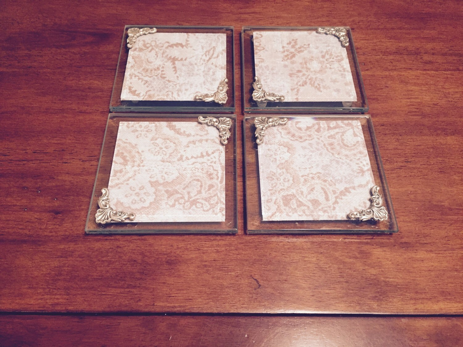 Best Coaster Decorative Glass Coaster Glass Coaster Ornate Glass This Month