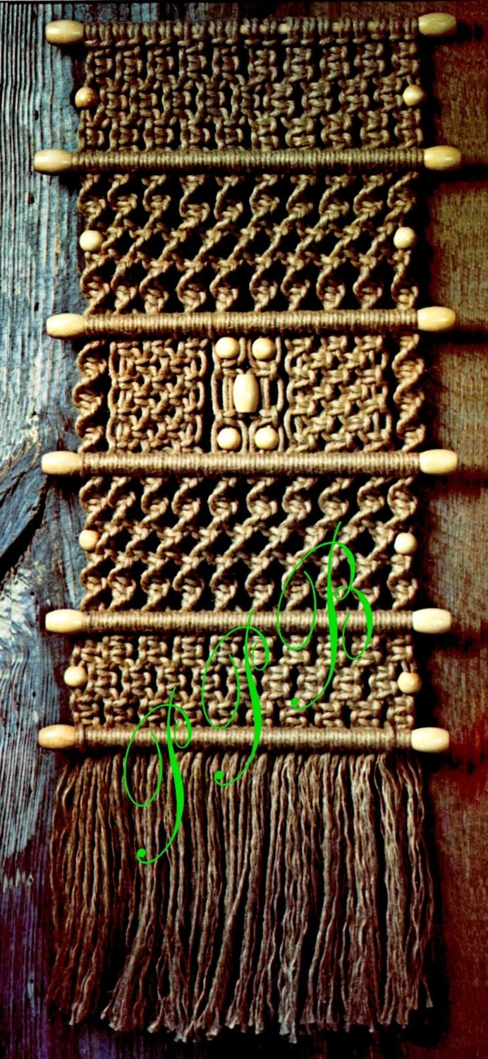 Best Macrame Wall Hanging Aztec Wall Art Home Decor This Month