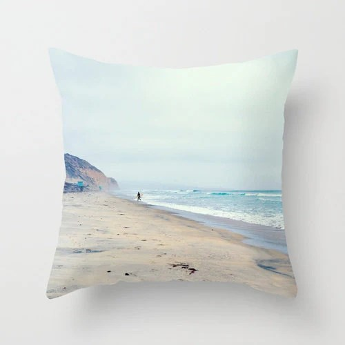 Best Surfer Pillow Beach Decor Throw Pillow Surf Pillow San Diego This Month