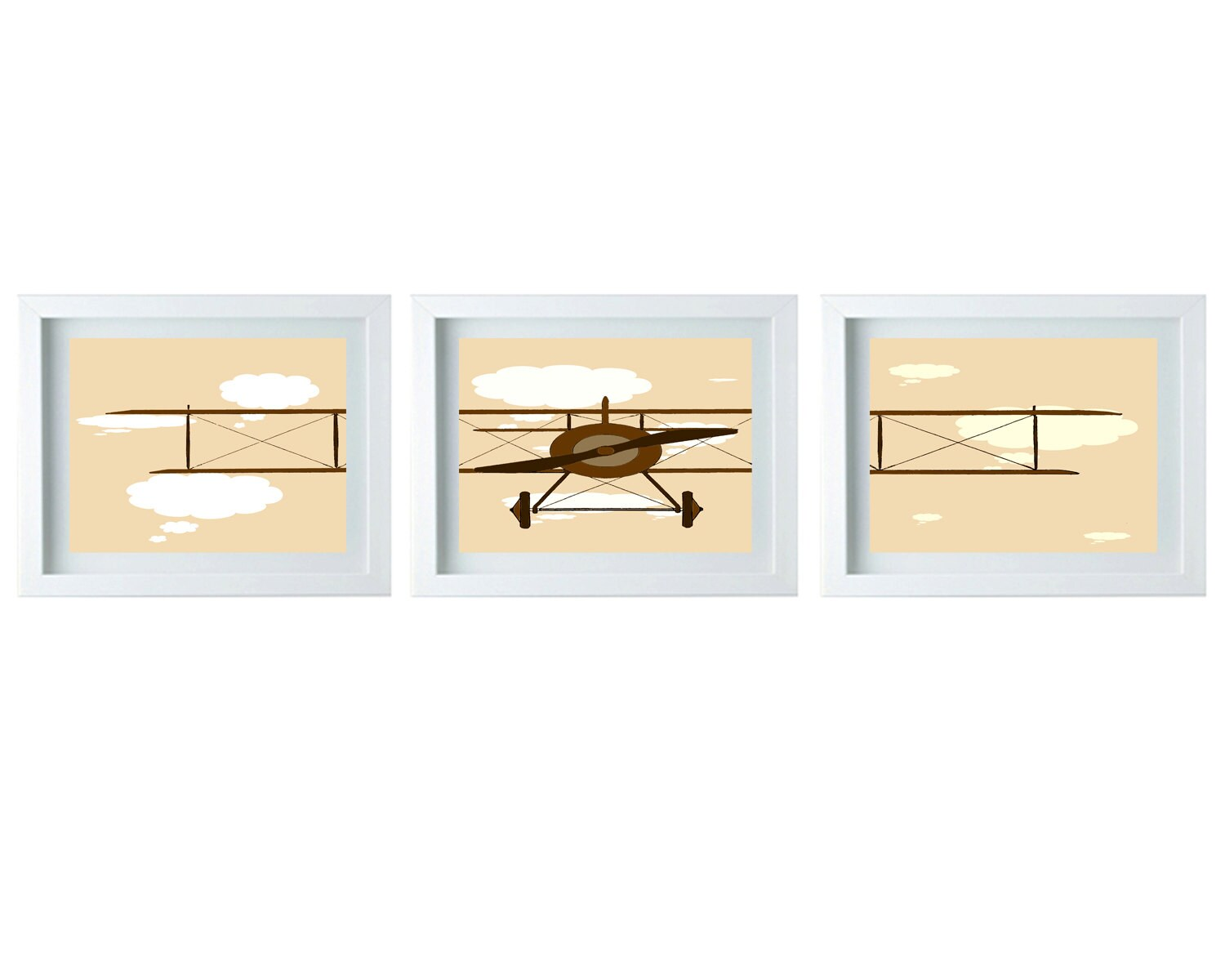 Best Aviation Wall Art Vintage Airplane Aviation Decor Home Decor This Month