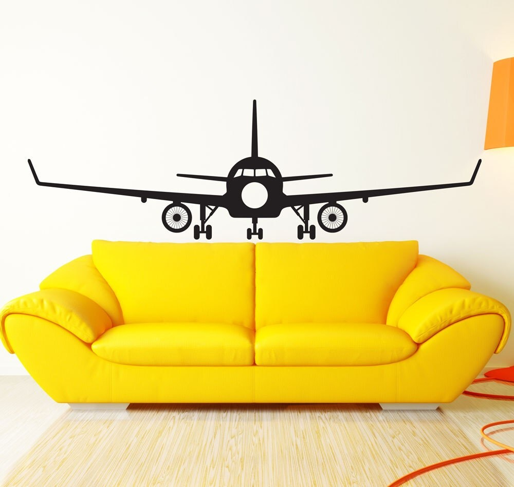 Best Wall Decal Airplane Wall Decal Airplane Wall Decor Airplane This Month
