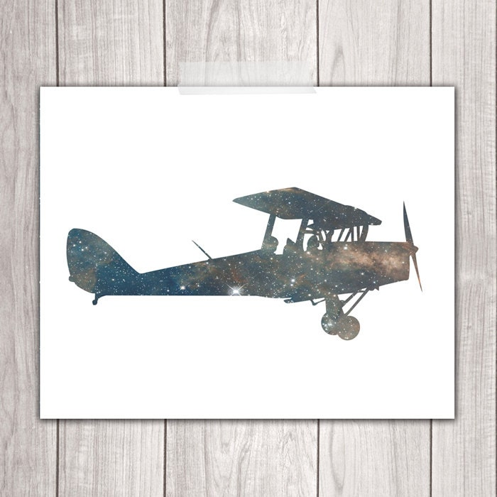 Best Airplane Prints 8X10 Airplane Wall Decor Printable Nursery This Month