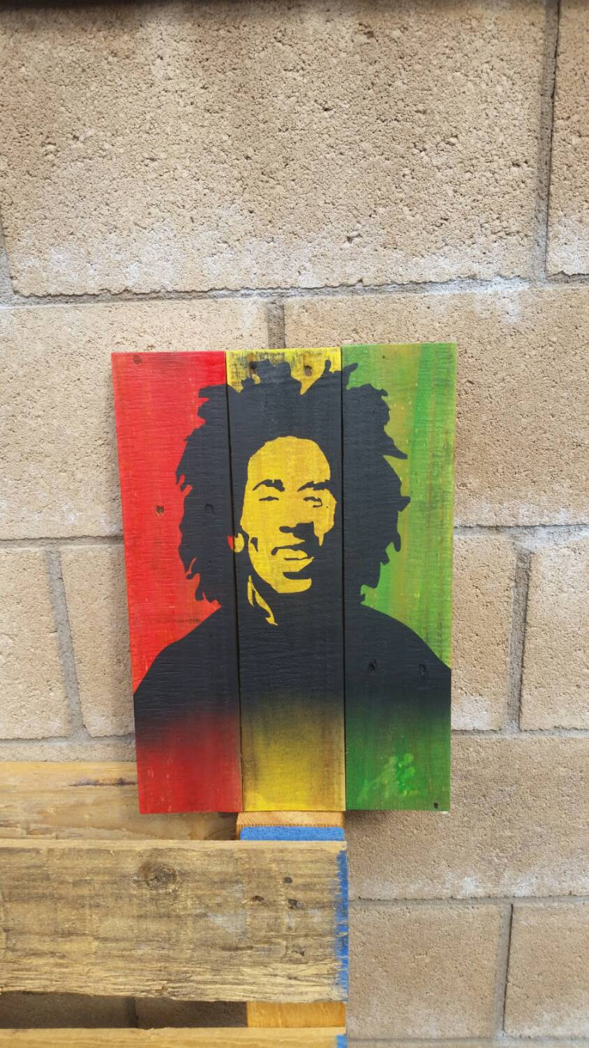 Best Items Similar To Wall Art Home Decor Bob Marley On This Month