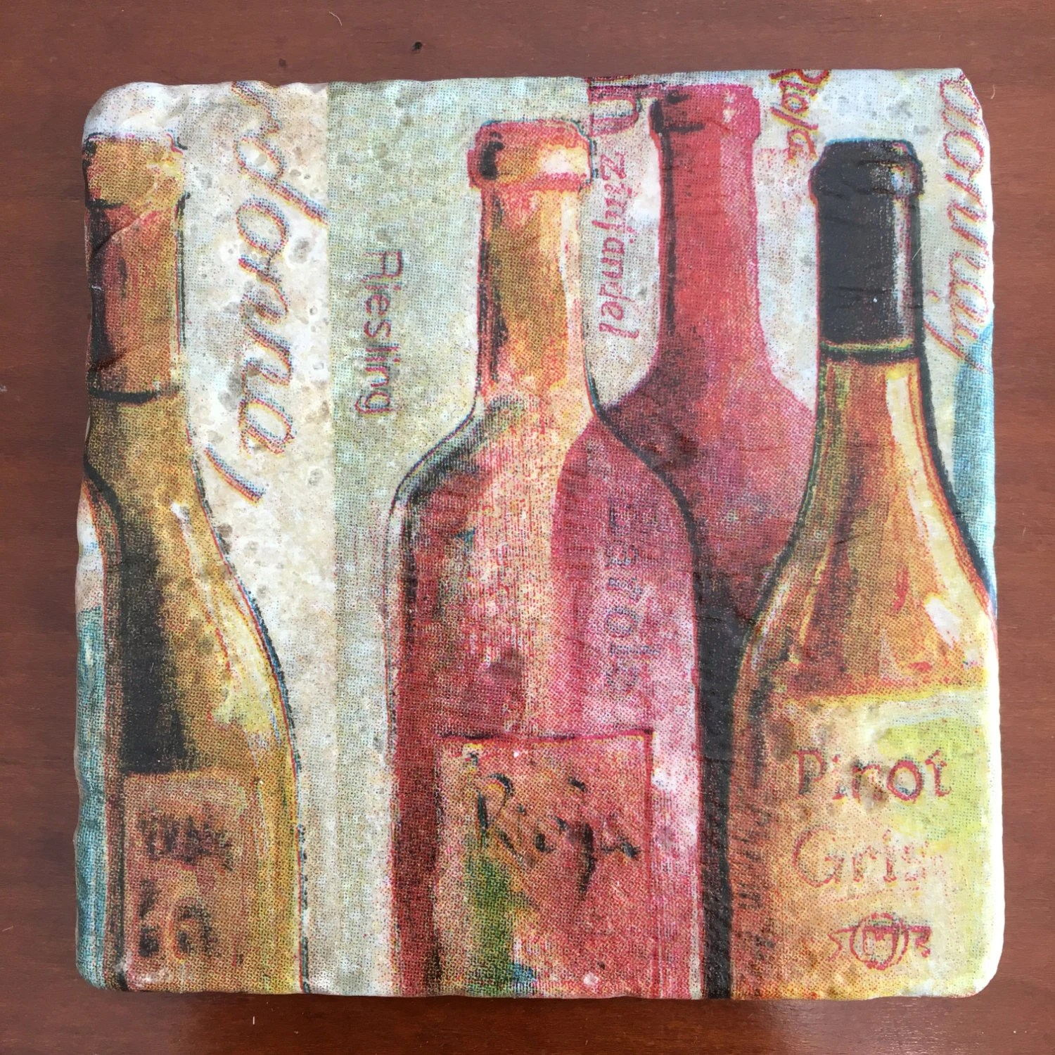 Best Wine Bottle Decorative Tile Coasters This Month