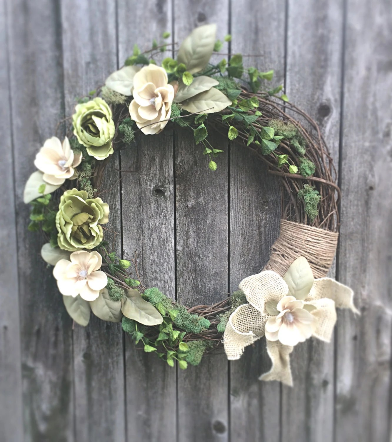 Best All Year Round Wreaths Wall Decor Rustic Wreath Home This Month