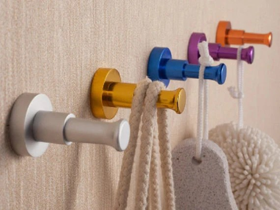 Best Colorful Hook Decorative Hooks Wall Hooks Metal Hooks Coat This Month