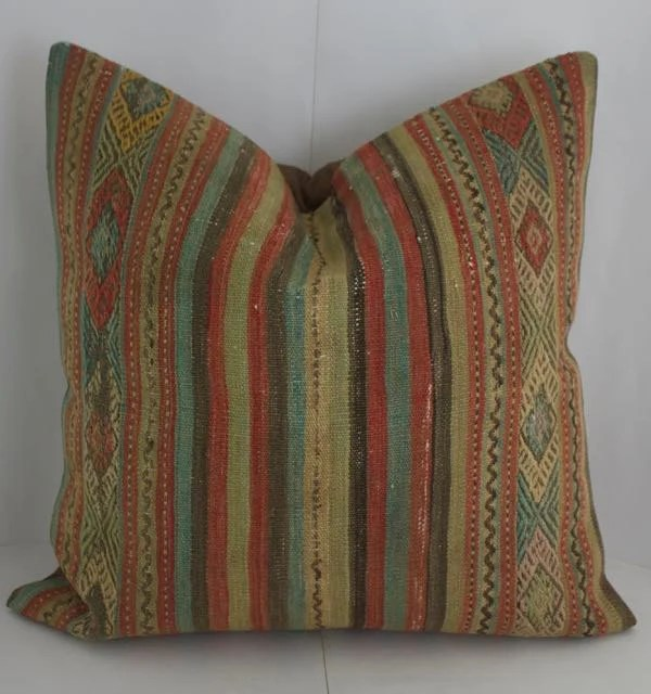 Best 24X24 Accent Pillow Rustic Pillows Throw Pillows Couch Pillows This Month