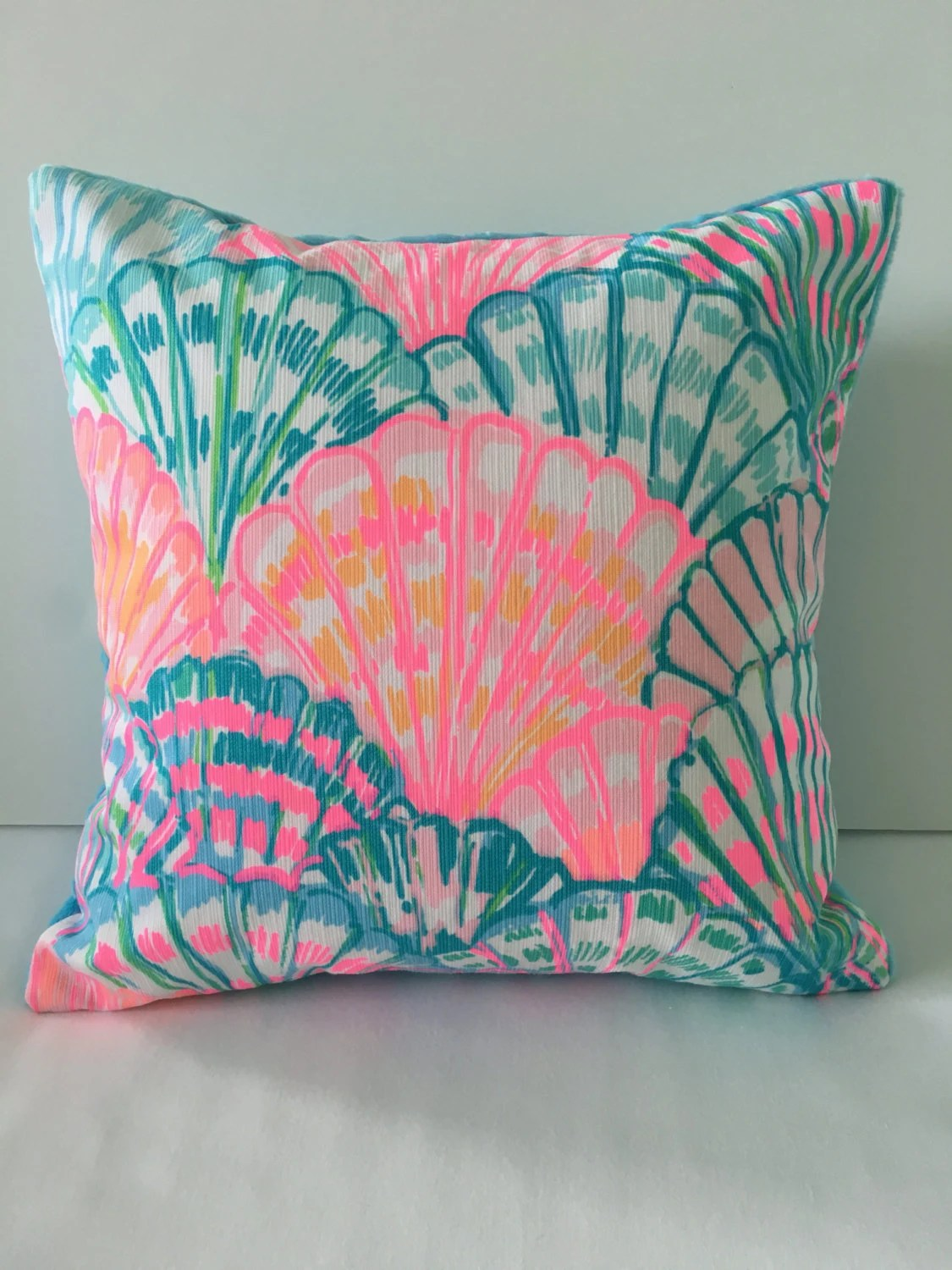 Best Lilly Pulitzer Pillow Dorm Pillow Sunroom Travel Pillow This Month