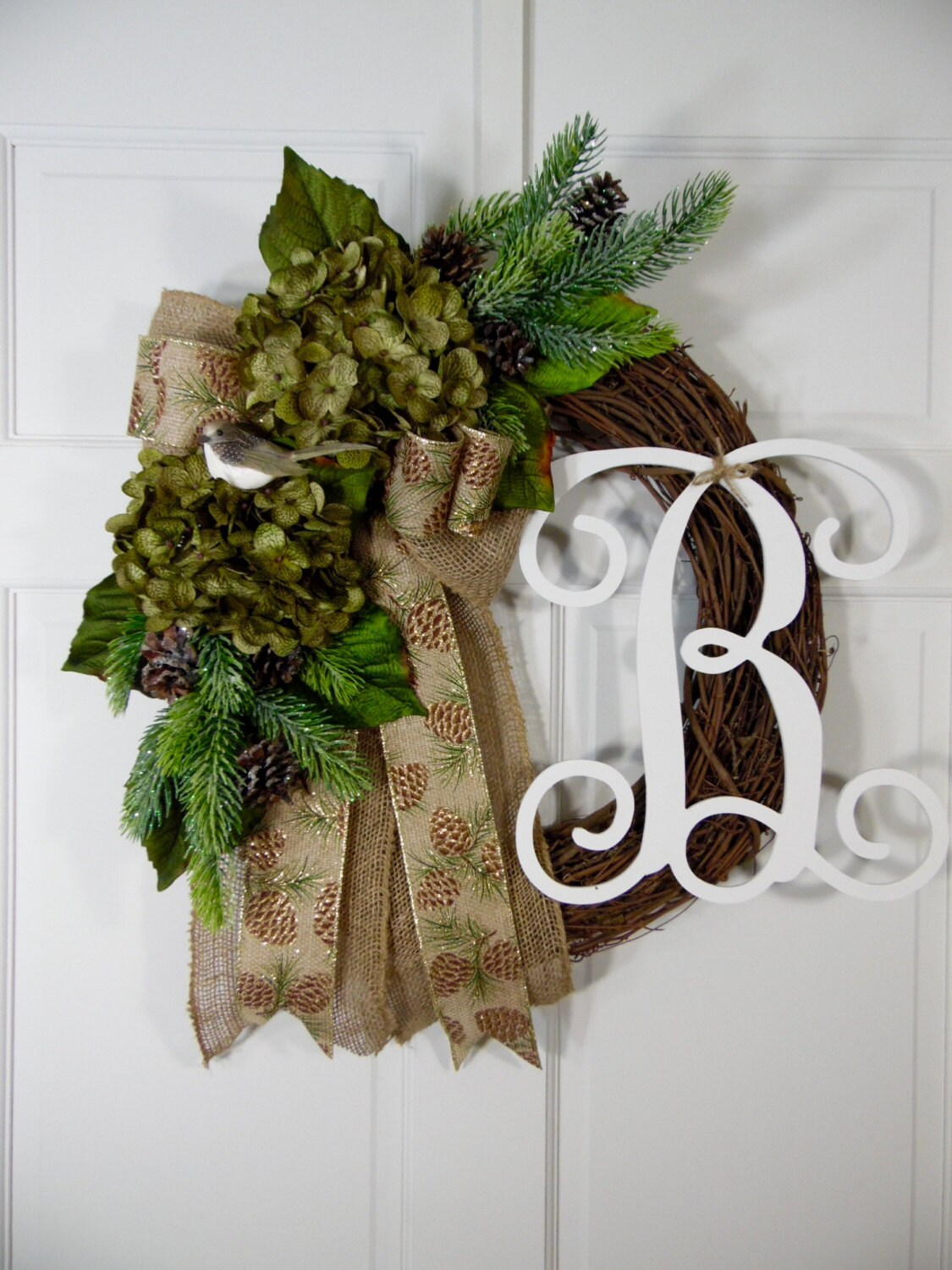 Best Burlap Wreath Christmas Wreath Door Wreath Home Decor This Month