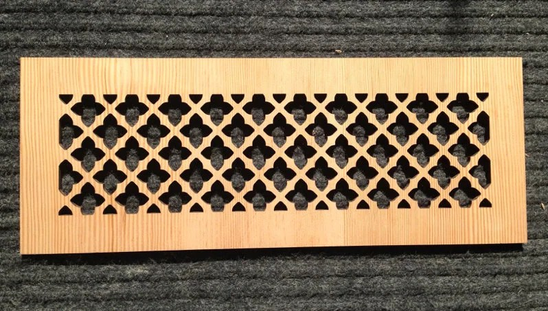 Best Decorative Vent Cover Hvac Register Laser Cut Clear Fir This Month
