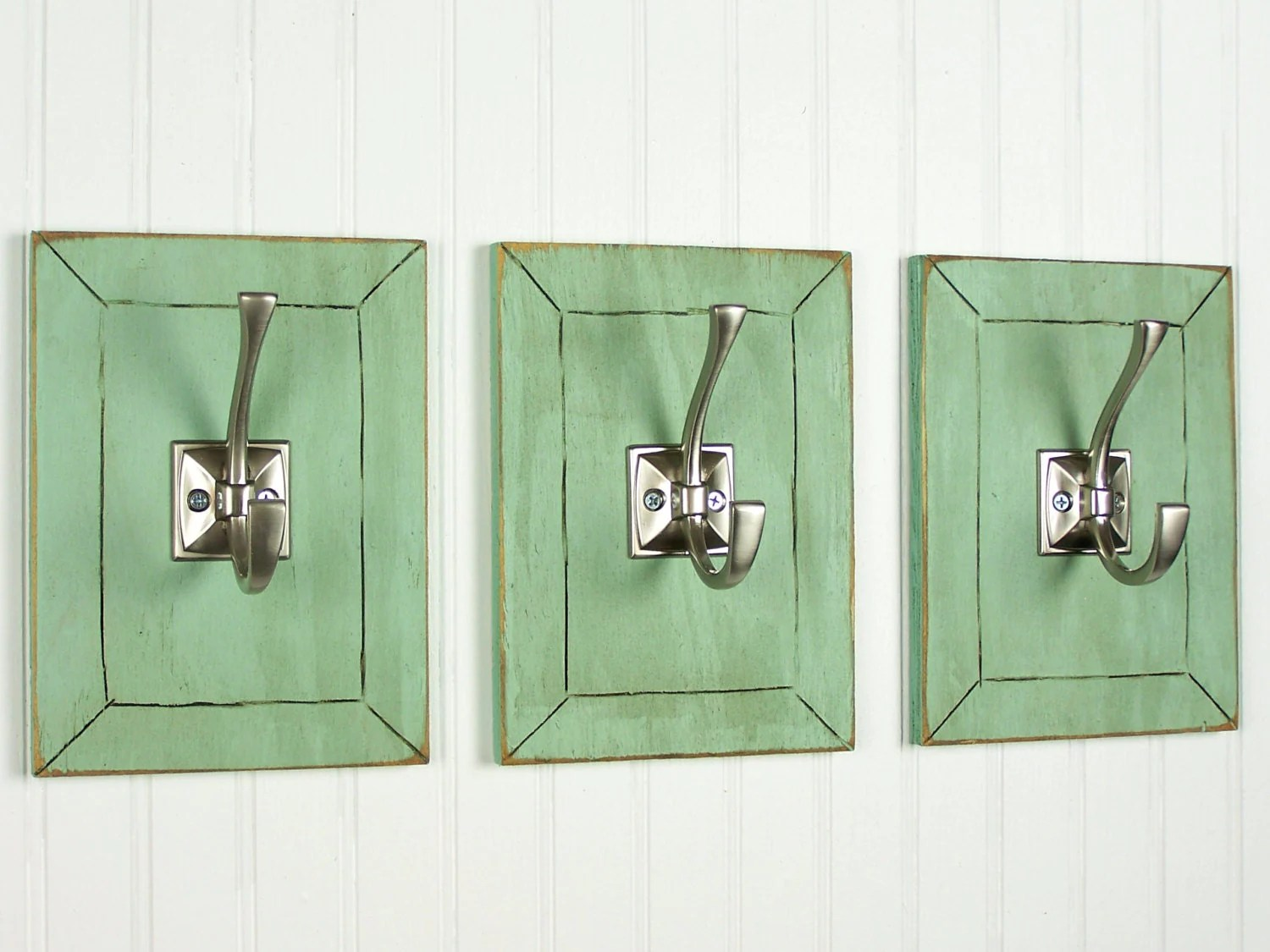 Best Decorative Wall Hooks Entryway Coat Hooks Shabby Chic Wall This Month