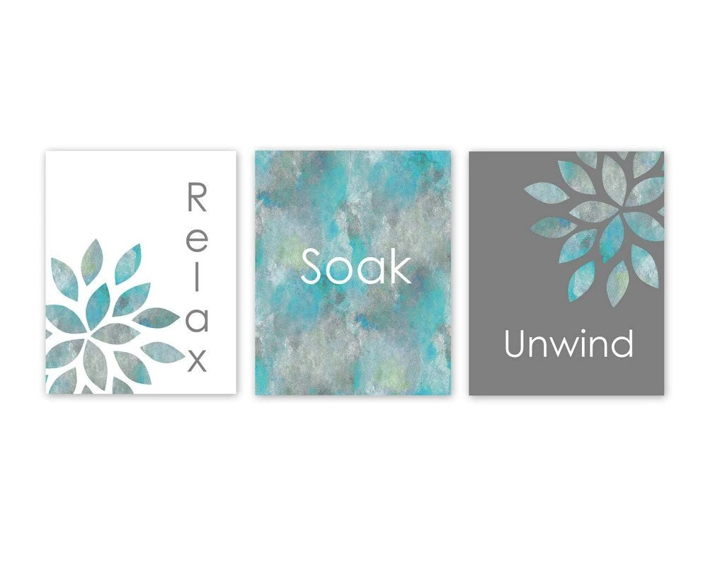 Best Bathroom Wall Art Relax Soak Unwind Home Decor Bathroom Wall This Month