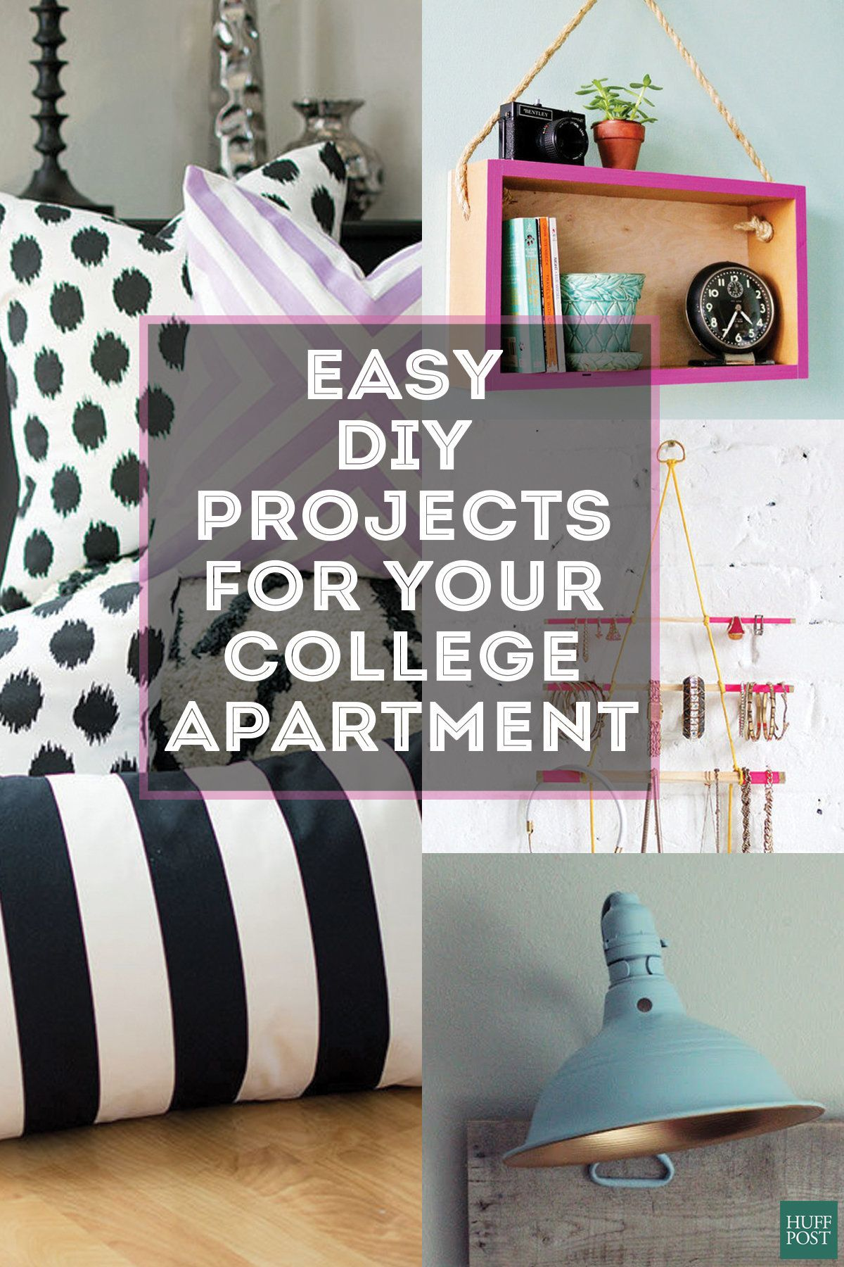 Best 11 Cheap Ways To Make Your College Apartment Look More This Month