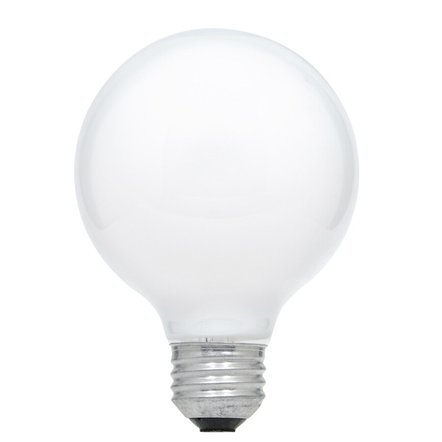 Best Sylvania 2 Pack 60 Watt Dimmable Soft White G25 This Month