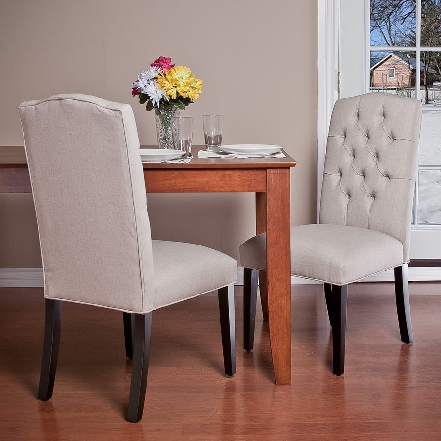 Best Selling Home Decor Set Of 2 Crown Natural Side Chairs This Month