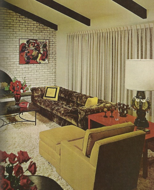 Best 1960S Interior Design Tumblr This Month