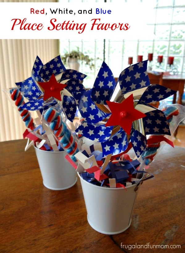 Best Red White And Blue Diy Patriotic Decorating Made This Month