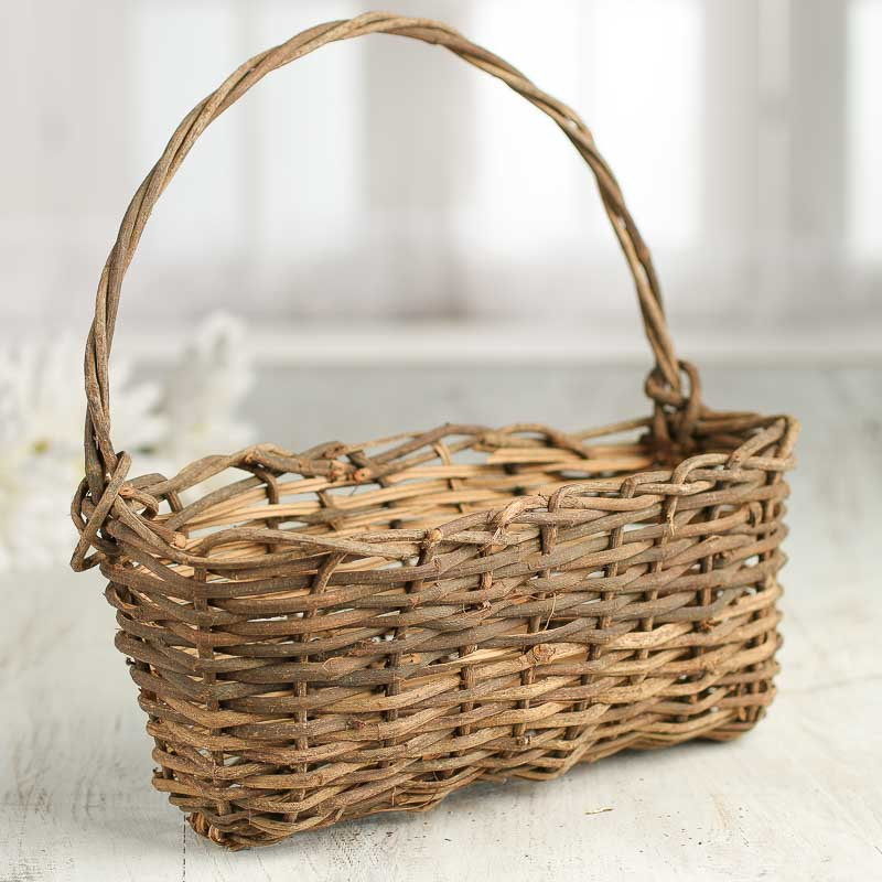 Best Wall Wicker Basket Baskets Buckets Boxes Home Decor This Month